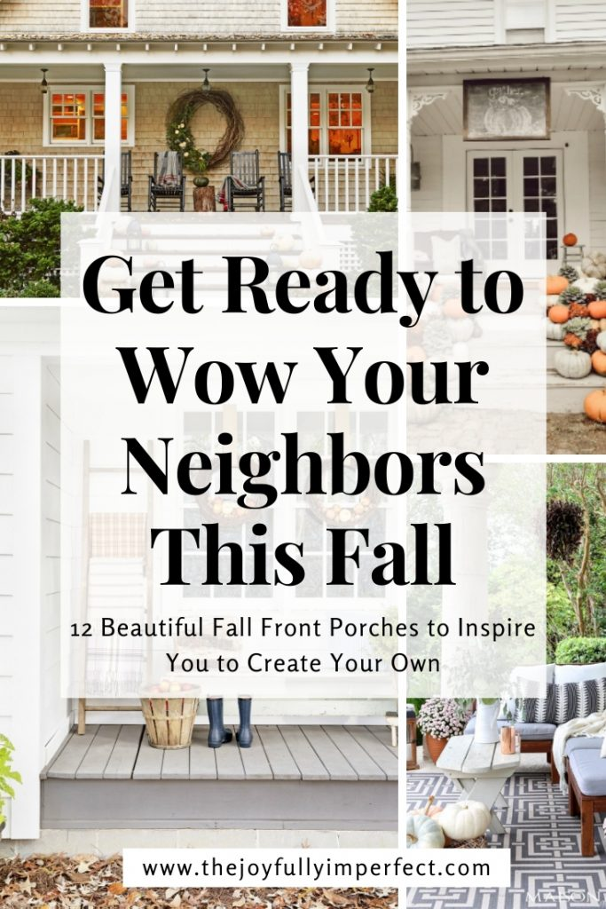 gallery of fall front porches for post 12 beautiful fall front porches to recreate today