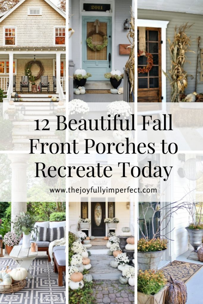gallery of pretty fall front porch decor for post 12 beautiful fall front porches to recreate today