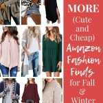 Gallery of women's clothes for post 36 MORE Fall & Winter Amazon Fashion Finds