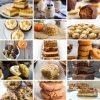 collage of pumpkin desserts for post 75 best keto pumpkin desserts